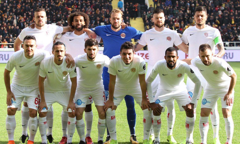 Antalyaspor'da futbolcuların değeri yükseliyor