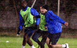 Antalyaspor'da Doukara geri döndü
