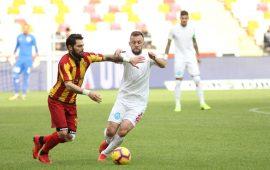 Yeni Malatyaspor 2 – 0 Antalyaspor