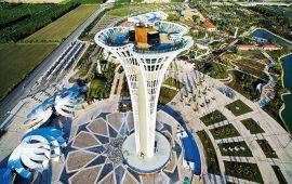 EXPO alanının geleceği belli oldu