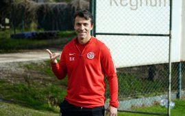 Şifo'dan sonra Antalyaspor'da bir ilk!