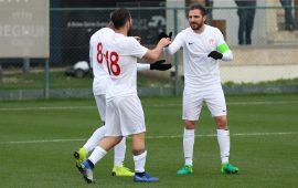 Antalyaspor 1 – 2 Uerdingen