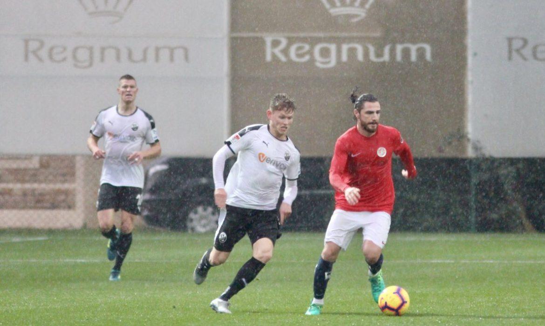 Antalyaspor 0 – 3 Sandhausen