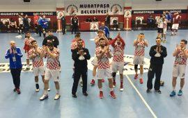 CIP Travel Antalyaspor 29 – 27 Nilüfer Belediyespor