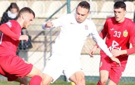 Antalyaspor 1 – 1 Partizani
