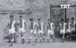 1966 model Antalyaspor! Beyoğluspor maçı özeti…