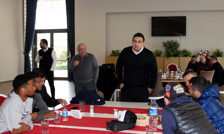 Ali Şafak Öztürk: Sezon sonunda kimsenin alacağı kalmayacak
