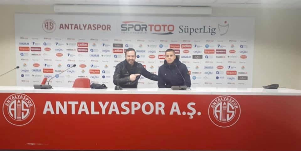 Antalyaspor'dan genç takıma takviye