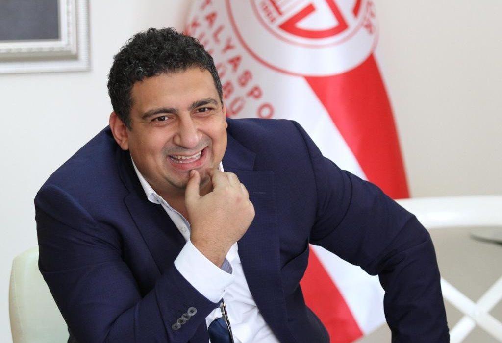 Ali Şafak Öztürk 'dalya' demeye hazırlanıyor