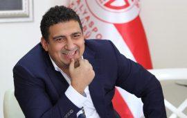 Ali Şafak Öztürk: Amacımız Antalya'nın tanıtımı