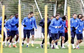 Antalyaspor'un Ankaragücü maçı kadrosu belli oldu