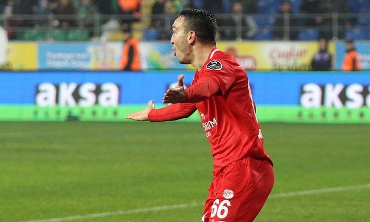 Antalyaspor kimlik değiştirdi