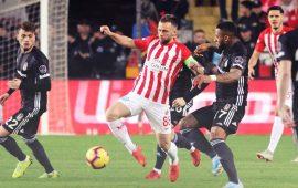 Antalyaspor 2 – 6 Beşiktaş