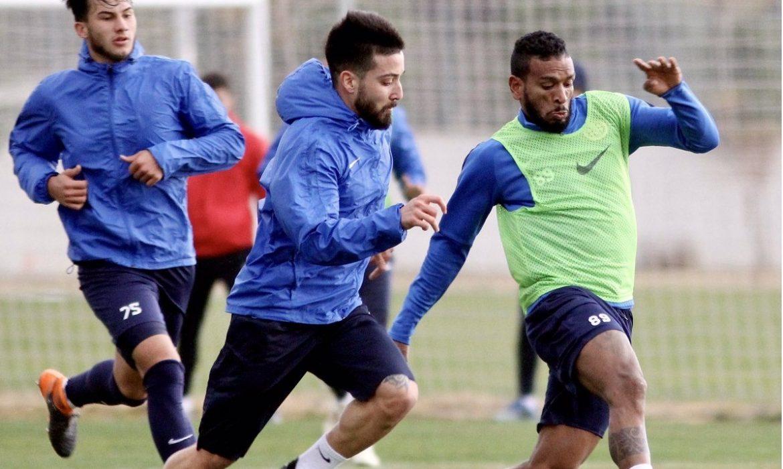 Antalyaspor'da Rizespor maçı hazırlıkları devam ediyor
