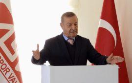 """""""Antalyaspor'da kuvvetler ayrılığı olmamalı"""""""