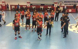 Antalyaspor Hentbol Takımı adım adım Avrupa'ya…