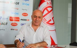 Sedat Karabük: Antalyaspor'da iki şeye önem veriyoruz