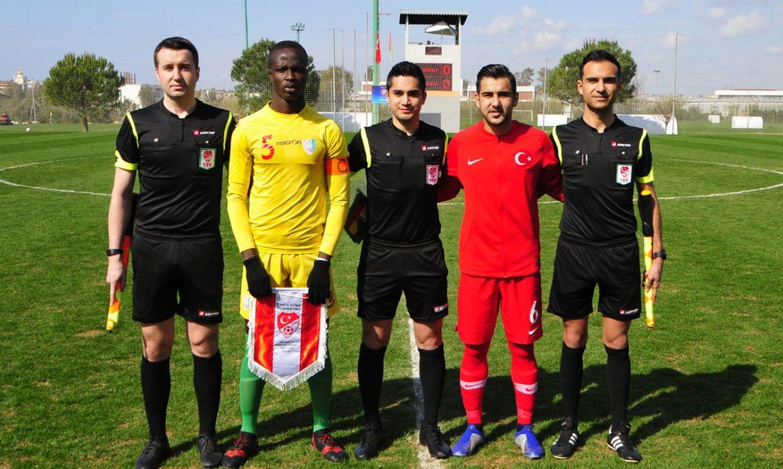 Antalyaspor'un genç futbolcusuna milli davet