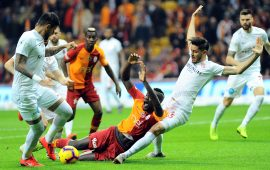 Rekabette Galatasaray üstün