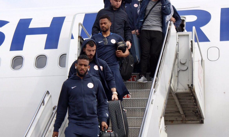 Antalyaspor'un Galatasaray maçı kadrosu belli oldu