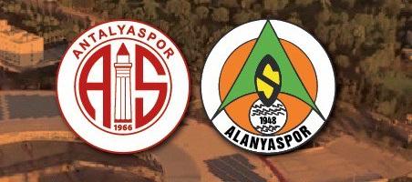 CANLI | Antalyaspor – Alanyaspor