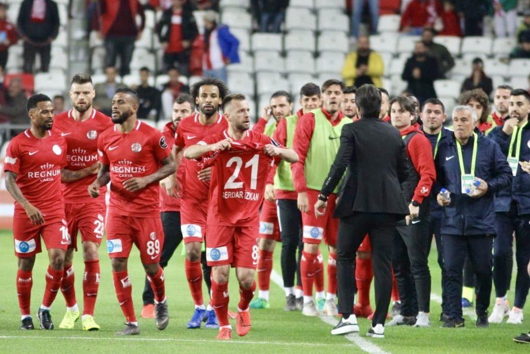 Antalyaspor 3 – 0 Alanyaspor