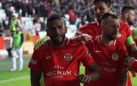 Antalyaspor hasret giderdi