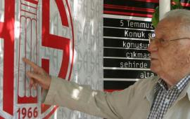 Atilla Konuk'un 10. ölüm yıldönümü