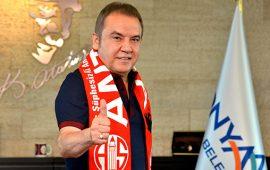 Muhittin Böcek'in Antalyaspor projeleri