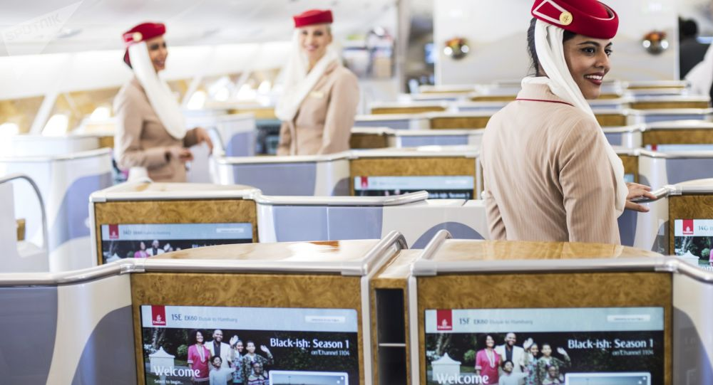 Emirates 15.4 bin TL maaş vereceği Türkleri bulmak için Antalya'ya geliyor
