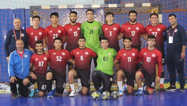 Antalyaspor'un genç hentbolcuları 5'incilik maçına çıkıyor