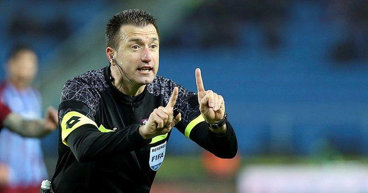 Trabzonspor – Antalyaspor maçının hakemi açıklandı