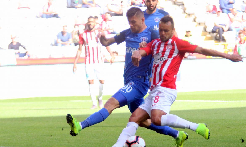 Antalyaspor 1 – 0 Kasımpaşa