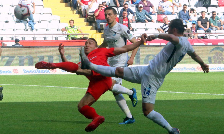 Antalyaspor 1 – 1 BB Erzurumspor