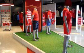 Antalyaspor Store, stadyumda açıldı