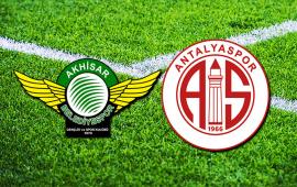 CANLI | Akhisarspor – Antalyaspor