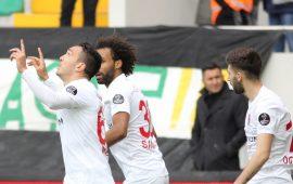 Antalyaspor 14 hafta sonra seri yaptı