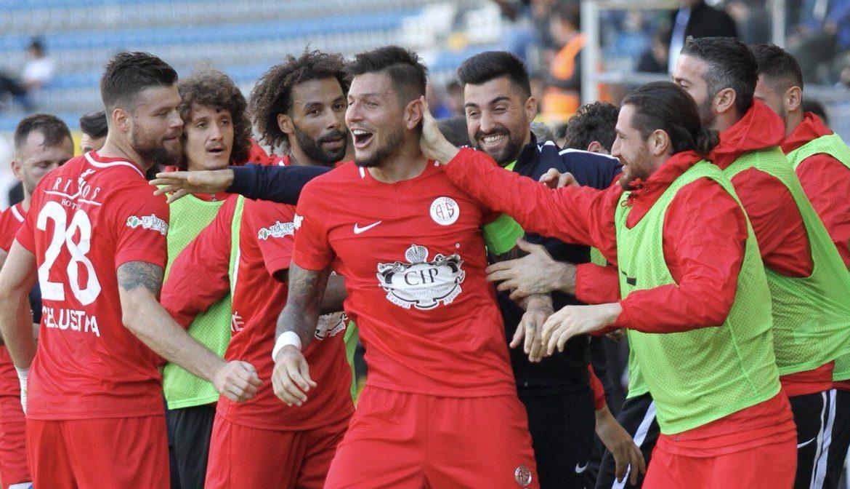 Antalyaspor, son 5 maçta Kasımpaşa'ya şans tanımadı