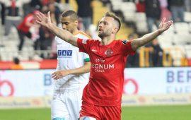 Hakan Özmert, Erzurumspor maçında forma giyemeyecek