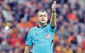 Akhisarspor – Antalyaspor maçının hakemi açıklandı