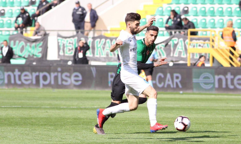 Doğukan Sinik: Antalyaspor'a bonservis kazandırmak isterim