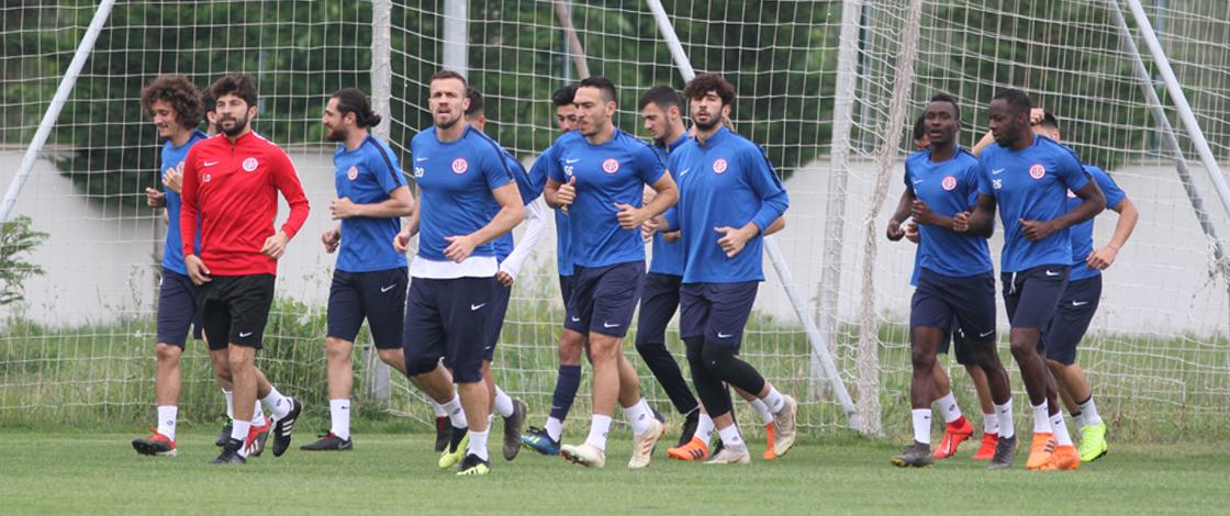 Antalyaspor, Fenerbahçe hazırlıklarına başladı