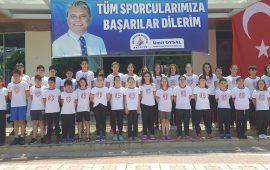 Antalyaspor, havuzda başarıya doymuyor