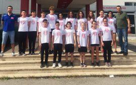 Antalyasporlu yüzücülere milli davet