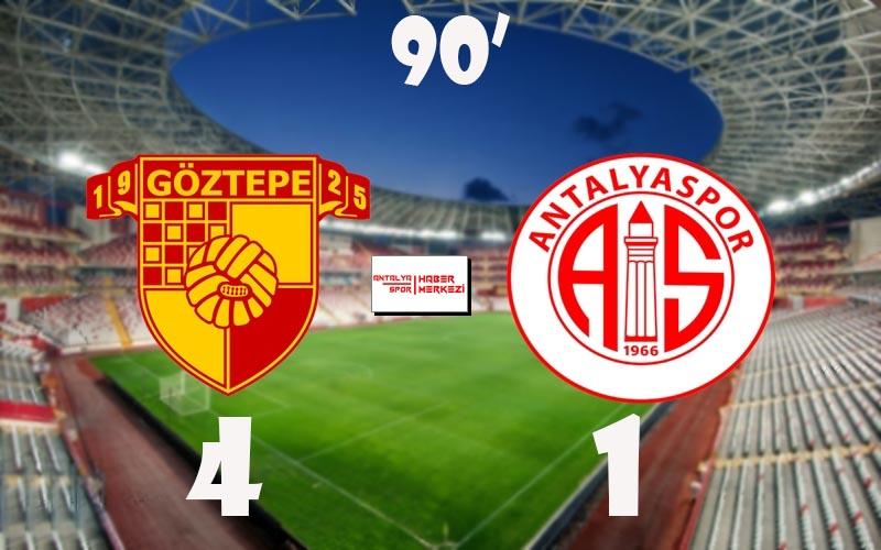 CANLI | Göztepe – Antalyaspor