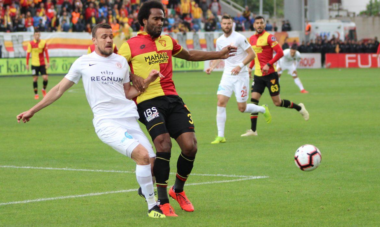 Göztepe 4 – 1 Antalyaspor