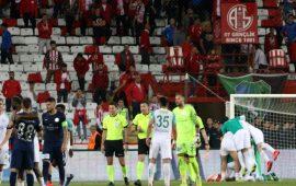 Antalyaspor 6 maç sonra gol atamadı