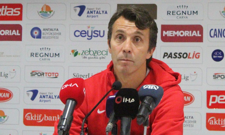 Bülent Korkmaz: Antalyaspor için önemliydi