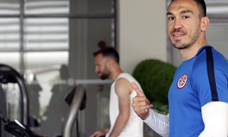 Burak Yılmaz'dan sonra en golcü Mevlüt Erdinç