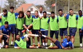 Antalyaspor'un Göztepe maçı kadrosu belli oldu